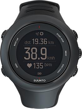 fashion наручные  мужские часы Suunto SS020681000. Коллекция Ambit3
