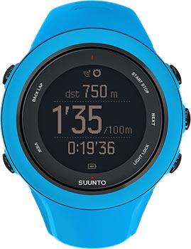 fashion наручные  мужские часы Suunto SS020682000. Коллекция Ambit3