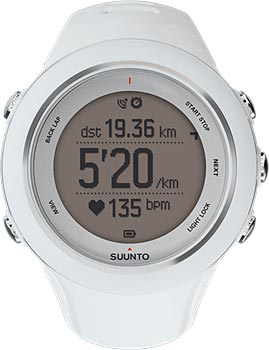fashion наручные  мужские часы Suunto SS020683000. Коллекция Ambit3