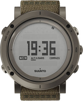 fashion наручные  мужские часы Suunto SS021217000. Коллекция Essential