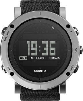 fashion наручные  мужские часы Suunto SS021218000. Коллекция Essential