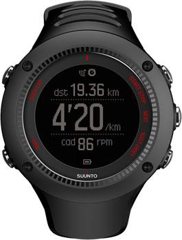 fashion наручные  мужские часы Suunto SS021256000. Коллекция Ambit3