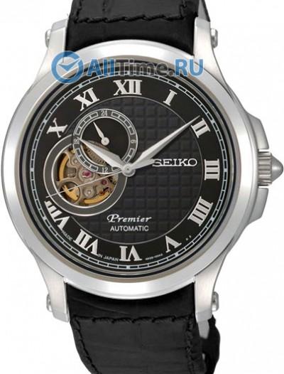 Мужские японские наручные часы в коллекции Premier Seiko