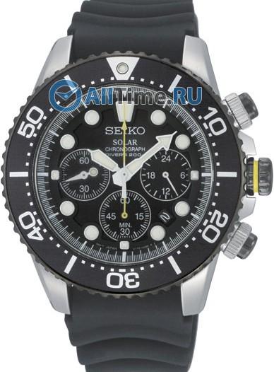 Мужские японские наручные часы в коллекции Diver's Seiko