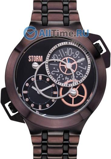 Мужские наручные часы в коллекции Dualtec Storm