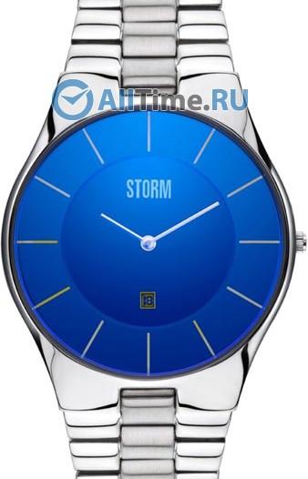 Мужские наручные часы в коллекции Slim-X Storm