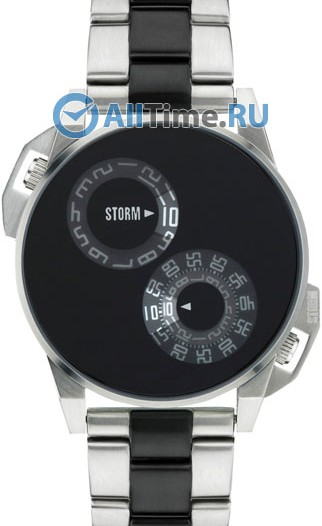 Мужские наручные часы в коллекции Duodisc Storm