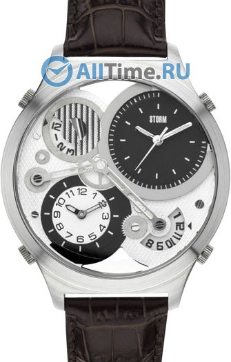 Мужские наручные часы в коллекции Quadra Storm