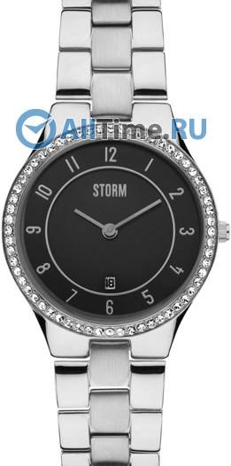 Женские наручные часы в коллекции Slim X Crystal Storm
