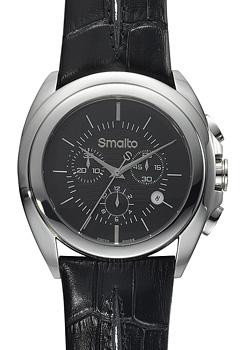Швейцарские наручные  мужские часы Smalto ST1G005CBSB1. Коллекция Tauro