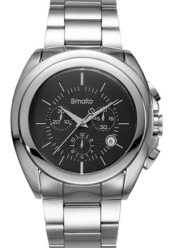 Швейцарские наручные  мужские часы Smalto ST1G005CMSB1. Коллекция Tauro