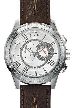 Швейцарские наручные  мужские часы Smalto ST1G007CNSS1. Коллекция Andria
