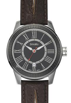 Швейцарские наручные  мужские часы Smalto ST1G008HNBB1. Коллекция Andria