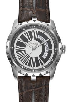 Швейцарские наручные  мужские часы Smalto ST1G012HNSB1. Коллекция Panarea
