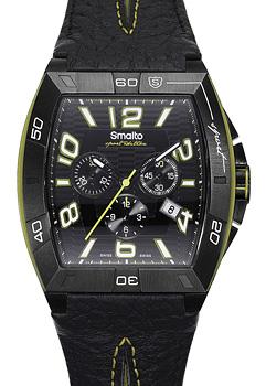 Швейцарские наручные  мужские часы Smalto ST1G013CBBE1. Коллекция Volterra