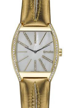 Швейцарские наручные  женские часы Smalto ST1L004TGGM1. Коллекция Goia