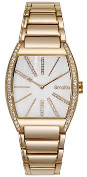 Швейцарские наручные  женские часы Smalto ST1L004TMRM1. Коллекция Goia