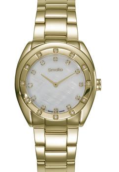Швейцарские наручные  женские часы Smalto ST1L006TMGM1. Коллекция Tauro