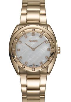 Швейцарские наручные  женские часы Smalto ST1L006TMRM1. Коллекция Tauro