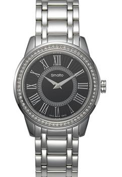 Швейцарские наручные  женские часы Smalto ST1L010TMSB1. Коллекция Andria