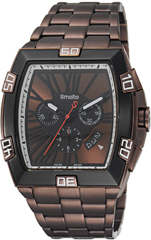 Швейцарские наручные  мужские часы Smalto ST4G001M0031. Коллекция Volterra