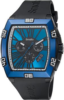 Швейцарские наручные  мужские часы Smalto ST4G001M0051. Коллекция Volterra