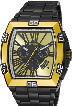 Швейцарские наручные  мужские часы Smalto ST4G001M0061. Коллекция Volterra