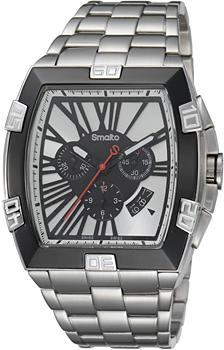 Швейцарские наручные  мужские часы Smalto ST4G001M0081. Коллекция Volterra
