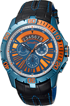 Швейцарские наручные  мужские часы Smalto ST4G003L0021. Коллекция Panarea
