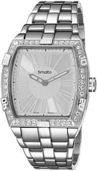 Швейцарские наручные  женские часы Smalto ST4L002M0091. Коллекция Volterra