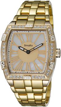 Швейцарские наручные  женские часы Smalto ST4L002M0121. Коллекция Volterra