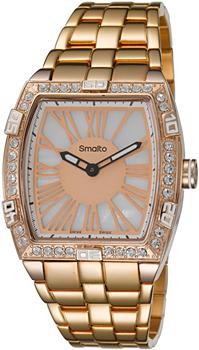 Швейцарские наручные  женские часы Smalto ST4L002M0141. Коллекция Volterra
