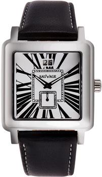 Швейцарские наручные  мужские часы Sauvage SV02190SW. Коллекция Triumph
