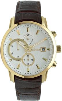 Швейцарские наручные  мужские часы Sauvage SV11214G. Коллекция Triumph