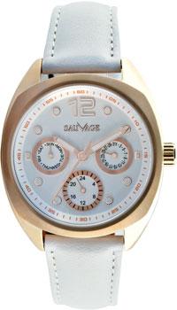 Швейцарские наручные  женские часы Sauvage SV11261RG. Коллекция Drive