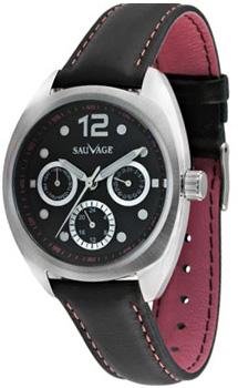 Швейцарские наручные  женские часы Sauvage SV11262S. Коллекция Drive