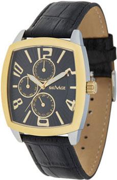 Швейцарские наручные  мужские часы Sauvage SV11292GS. Коллекция Energy