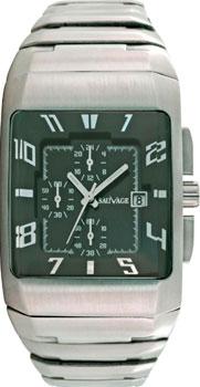 Швейцарские наручные  мужские часы Sauvage SV11422S. Коллекция Energy