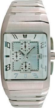 Швейцарские наручные  мужские часы Sauvage SV11424S. Коллекция Energy