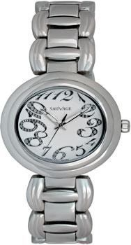 Швейцарские наручные  женские часы Sauvage SV20781S. Коллекция Swiss