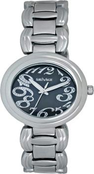 Швейцарские наручные  женские часы Sauvage SV20782S. Коллекция Swiss