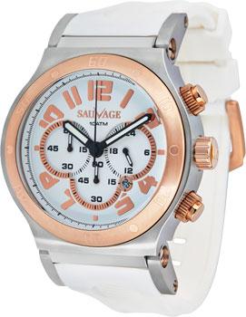Швейцарские наручные  мужские часы Sauvage SV21101SB. Коллекция Drive