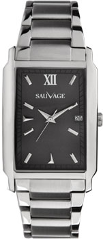 Швейцарские наручные  мужские часы Sauvage SV21344S. Коллекция Triumph