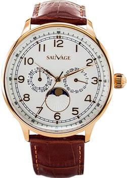 Швейцарские наручные  мужские часы Sauvage SV59011G. Коллекция Triumph