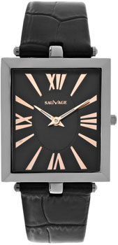 Швейцарские наручные  мужские часы Sauvage SV71102S. Коллекция Triumph
