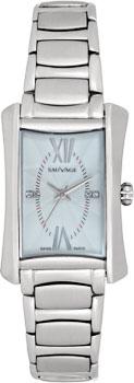 Швейцарские наручные  женские часы Sauvage SV73601S. Коллекция Swiss