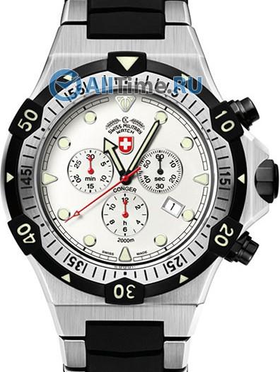 Мужские наручные швейцарские часы в коллекции Conger CX Swiss Military