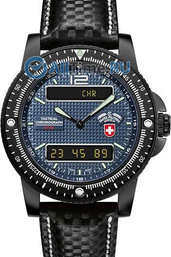 Мужские наручные швейцарские часы в коллекции Delta Evo CX Swiss Military