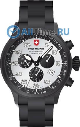 Мужские наручные швейцарские часы в коллекции Hawk CX Swiss Military