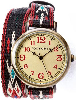 fashion наручные  женские часы TOKYObay T018-BK. Коллекция Georgia